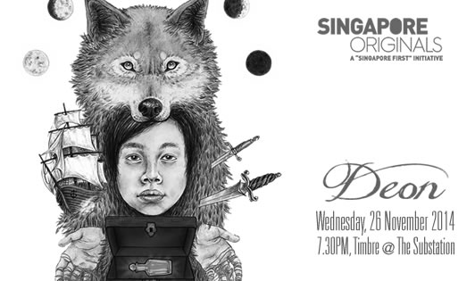 Singapore Originals: DEON