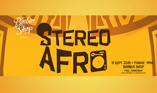 Stereo Afro