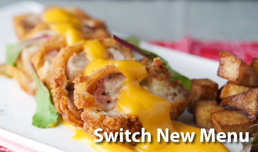 SWITCH new menu