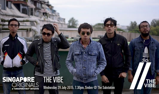 Timbre Music X Guinness Amplify Present Singapore Originals: The Vibe